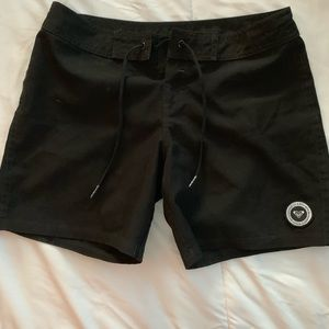 Roxy swim trunks for woman